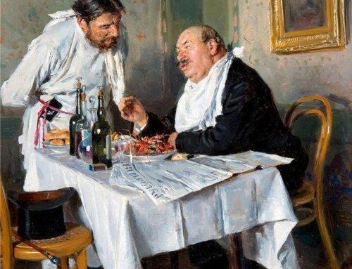 Почему в русской разговорной речи в XIX веке постоянно добавляли окончание «-с»?